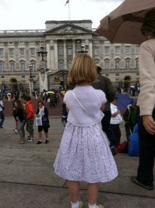 """Visit to Buckingham Palace"""