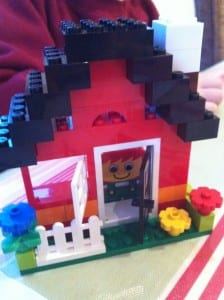 """Lego house"""