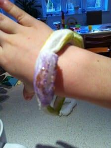 """""""maize bracelet"""""""