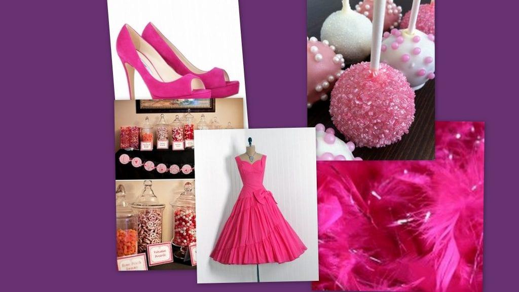 """Pink stuff"""