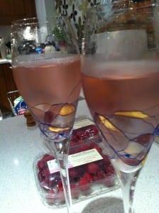 """Pinot Rose Spumante"""