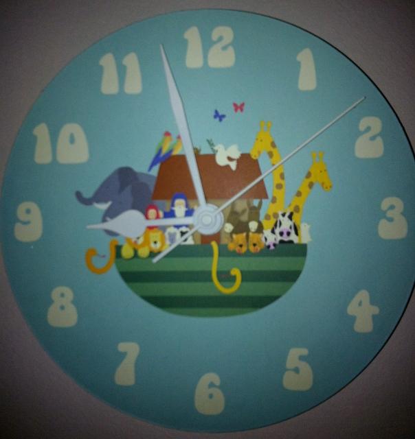 """""""child's clock"""""""