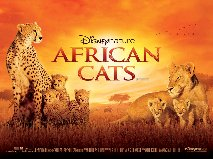 """Disney Nature African Cats Film"""