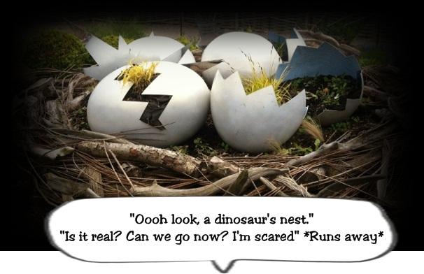 """Dinosaur eggs"""