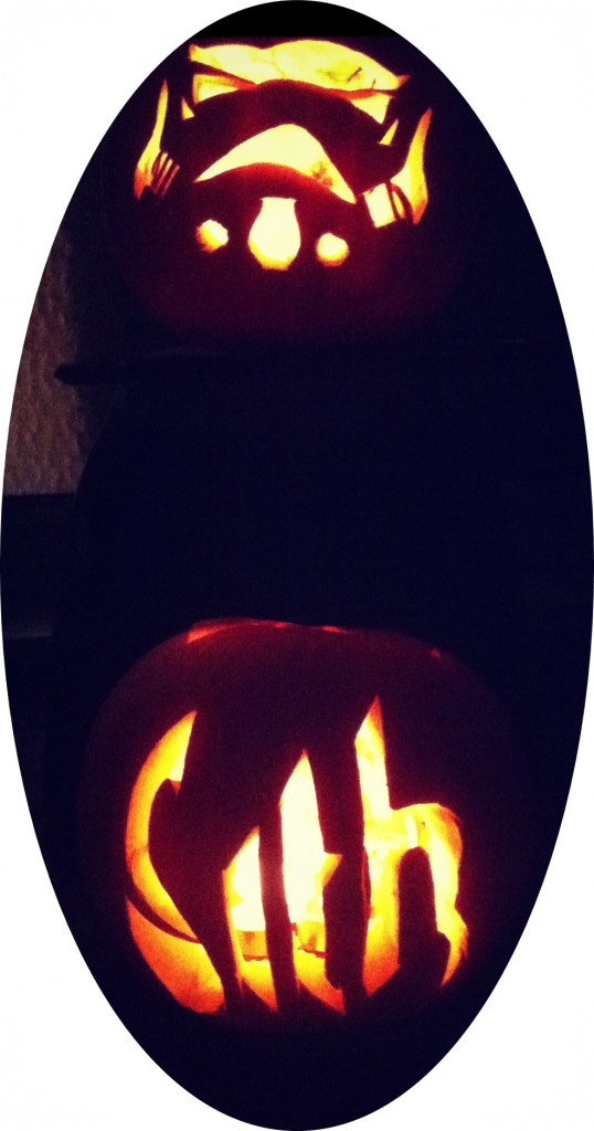 """halloween pumpkins"""