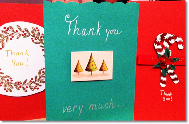 How to recycle Christmas Cards
