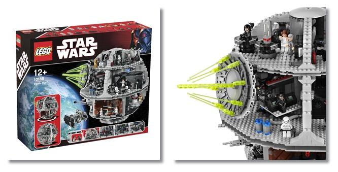 """""""LEGO Death Star"""""""