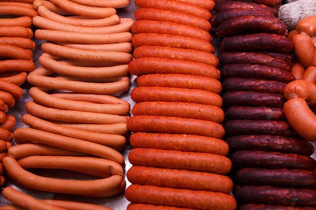 """sausages"""