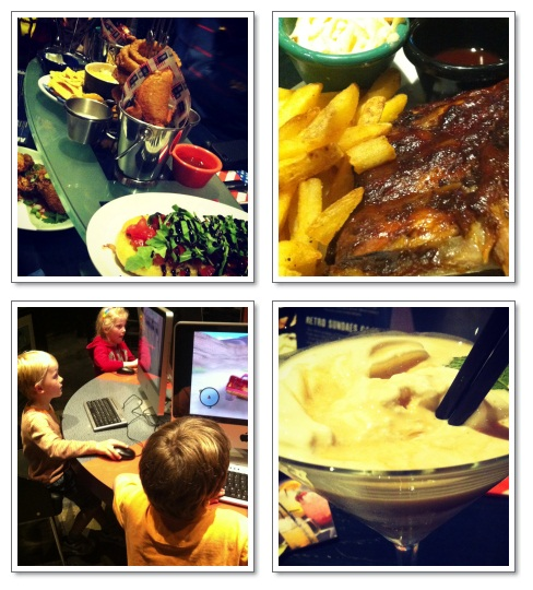 Restaurants at Center Parcs