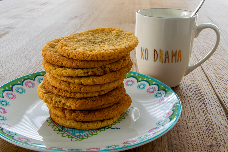 How to Use Up Leftover Egg Yolks: Chewy Lemon and White Chocolate Cookies Recipe