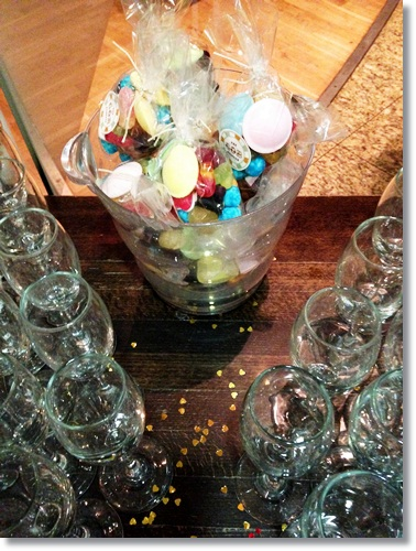 Sweets for weddings: use as favours or an arrival treat for children