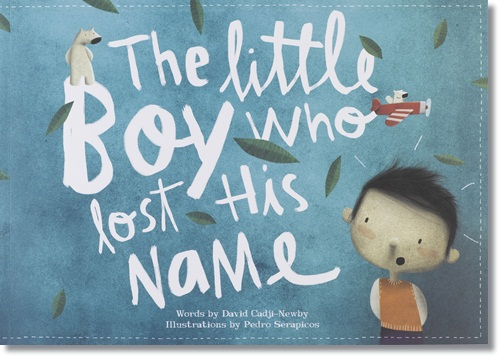 Beautiful personalised book for children - every child has a different story