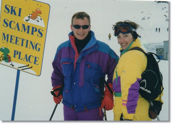Dropping Mummy off at ski lessons? Why we want to be Mark Warner family skiing ambassadors