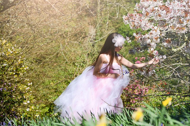 Design your own bespoke girls tutu dress