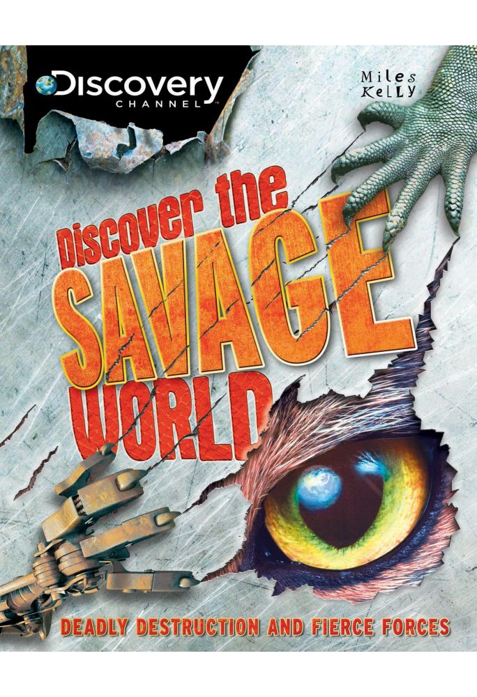 World Book Day ideas: Discover the Savage World