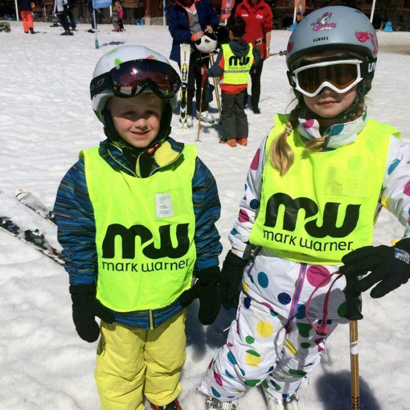 Mark Warner ski school Oxygene