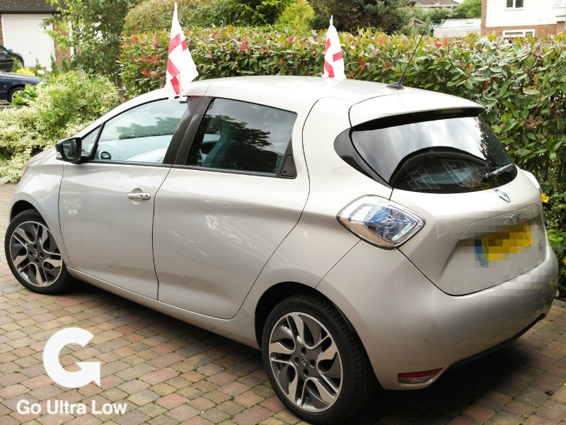Go Ultra Low with a Renault Zoe electric car
