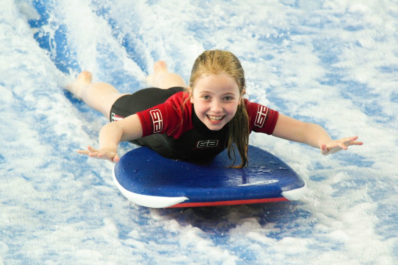 Expressions #14: Extreme thrills on the Flowrider!
