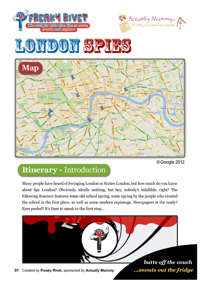 Ideas for a day out in London