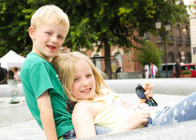 Siblings August 2014