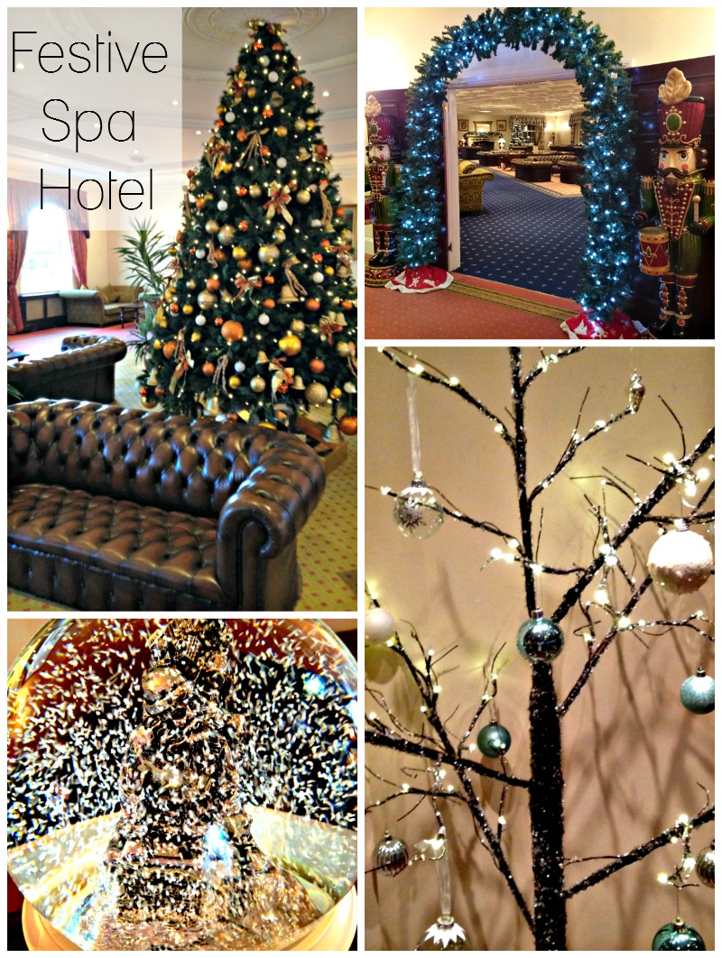 Christmas at Whittlebury Hall Hotel and Spa