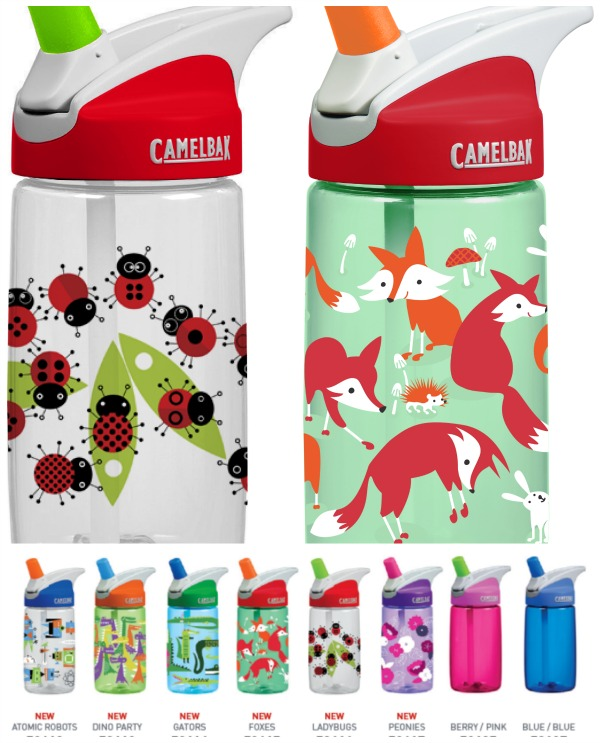 These Camelbak water bottles are a great alternative Easter gift