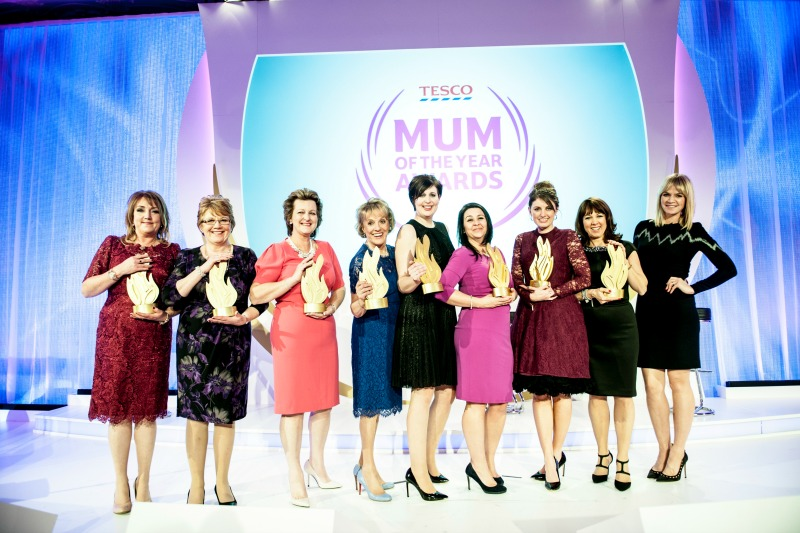 The very special women who are the Tesco Mum of the Year Awards winners for 2015
