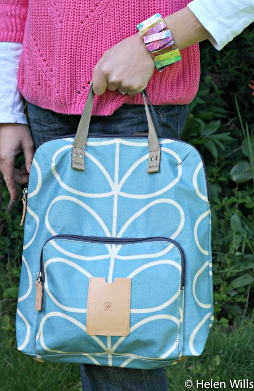 Orla Kiely Backpack