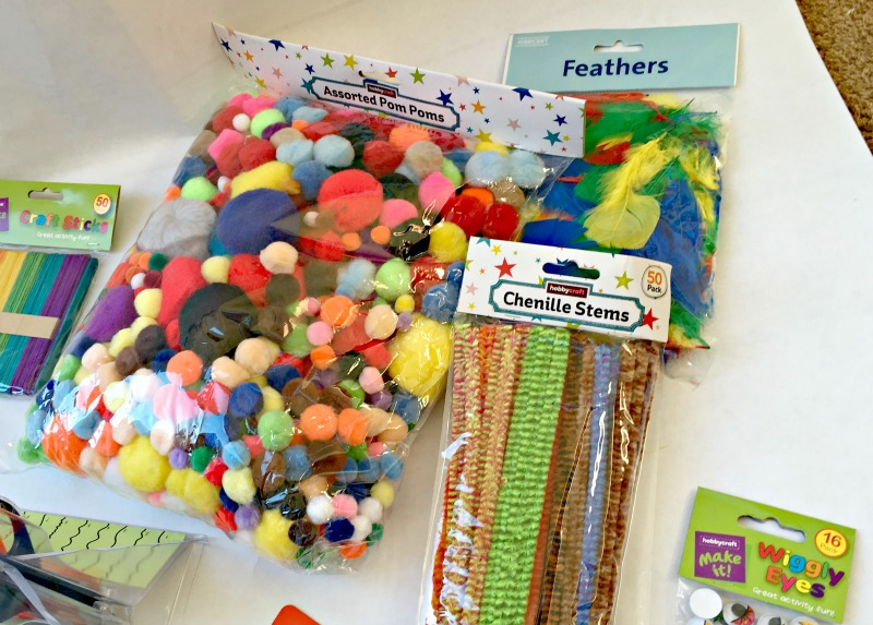 Craft ideas for kids and teens - the basics