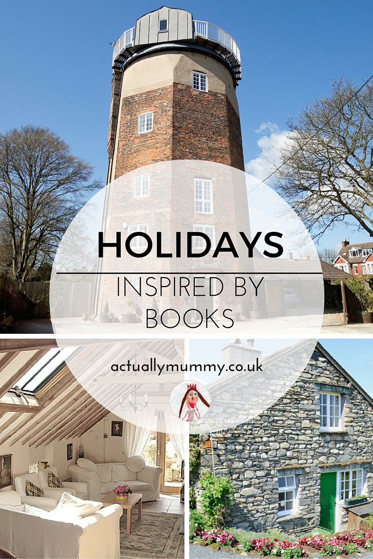 UK Holidays inspired by books