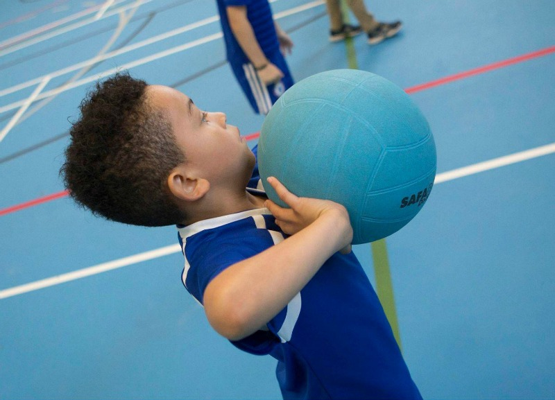 Things to do with kids at half term - Sports Xtra is a kids camp with a range of fun activities for kids do to while you work