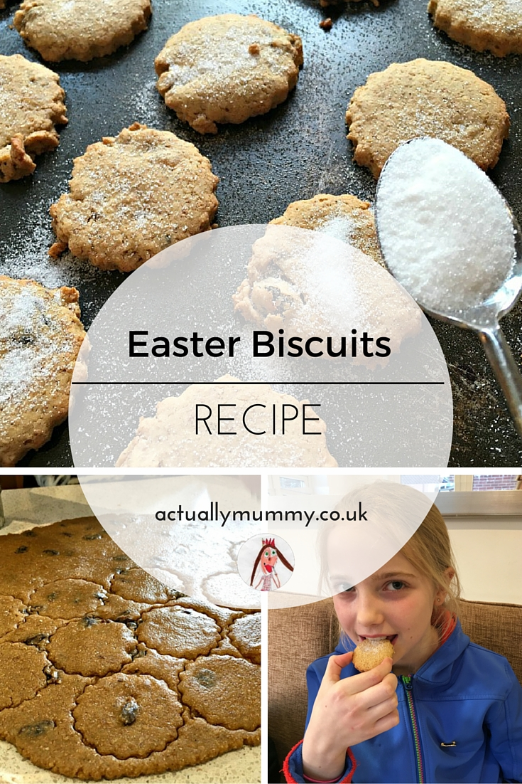 Easy to make, and delicious to eat, these Easter Biscuits are a traditional gift to hosts on Easter Sunday