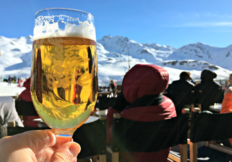 Where to eat in Val Thorens - we pick our favourites for eating on the piste and apres-ski