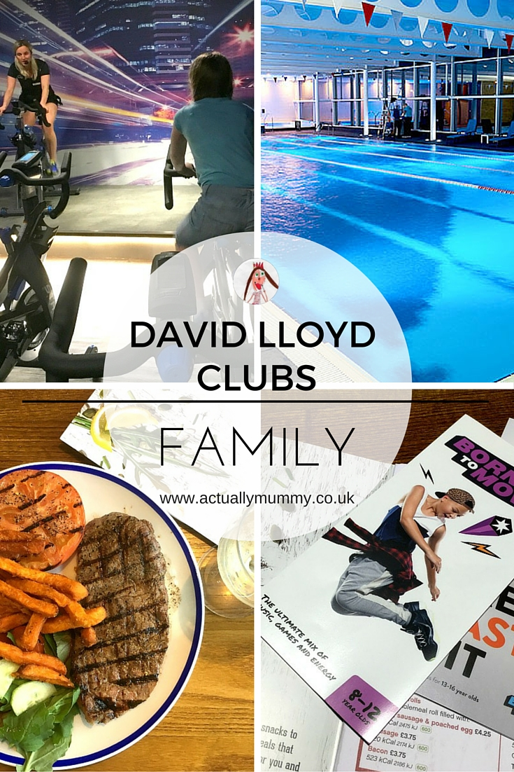 David Lloyd family activities: David Lloyd, far from babysitting your kids when you go to the gym, actually encourage them to join their own classes and even use the gym equipment. We're loving how family inclusive our local club is!