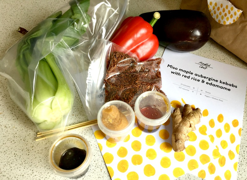 Mindful Chef recipe box review: a box zingy with fresh vegetables and seasonings