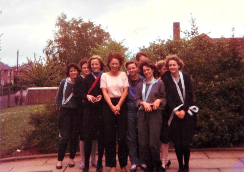 School uniform, 1985