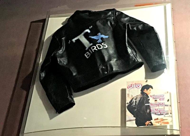 John Travolta's actual jacket!