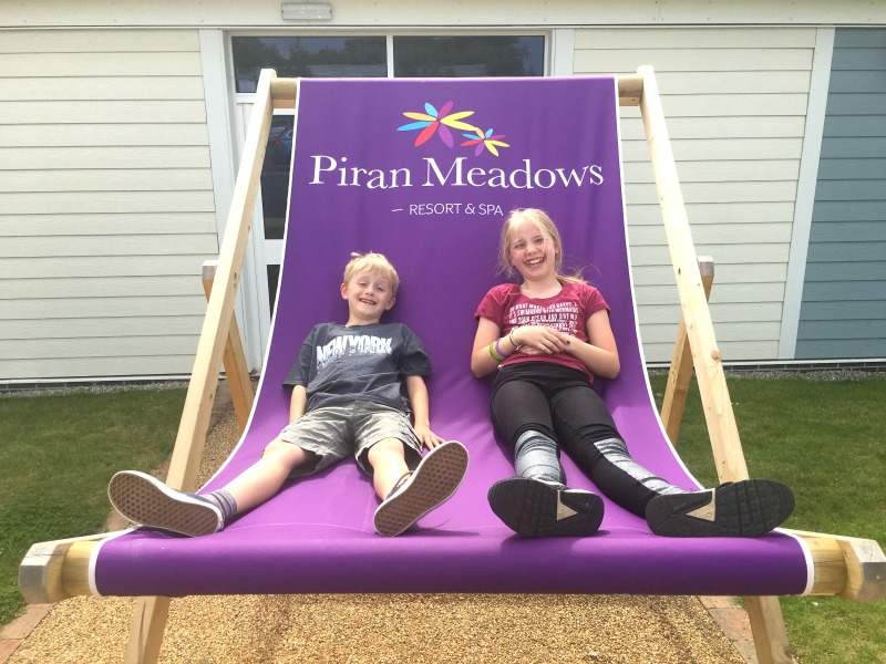 Piran Meadows resort and spa Cornwall family review