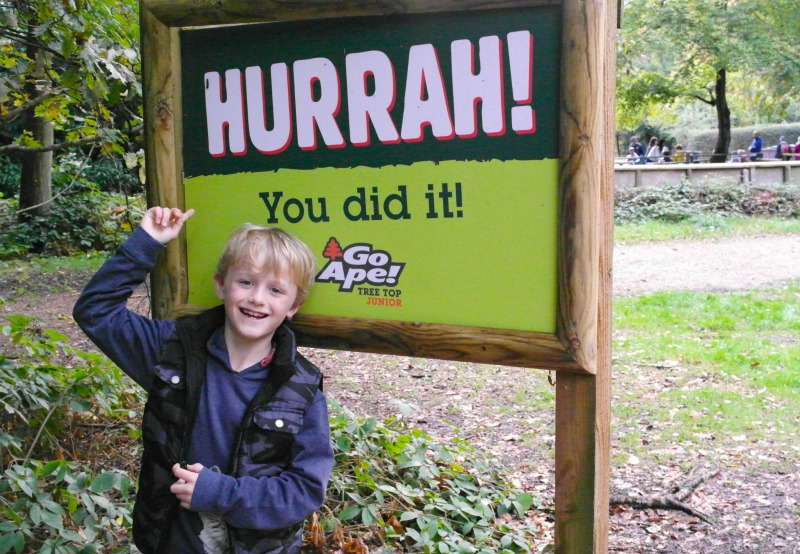 Go Ape review: a great challenge for the whole family from ages 6 and up