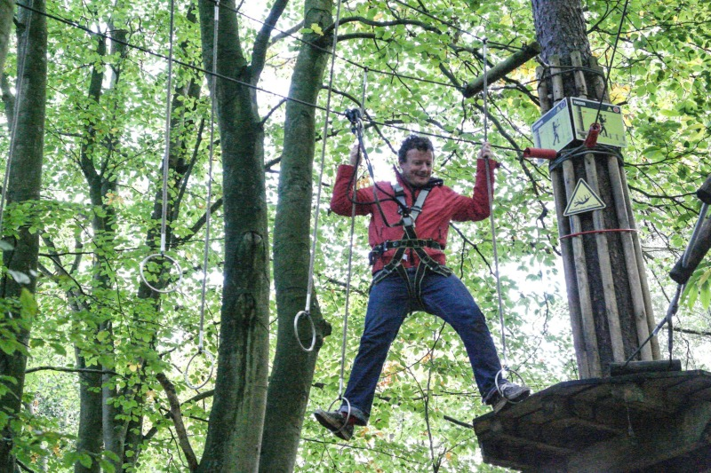 Be bold, and climb trees - how to create a love of adventure in your kids