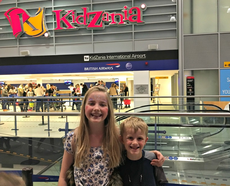 Kidzania London review