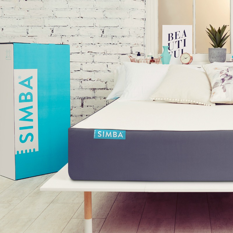 How to Get a Better Night's Sleep with the Simba Hybrid mattress (review)
