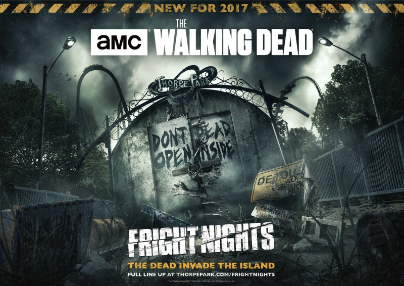 Thorpe Park Fright Night – Do You Dare?