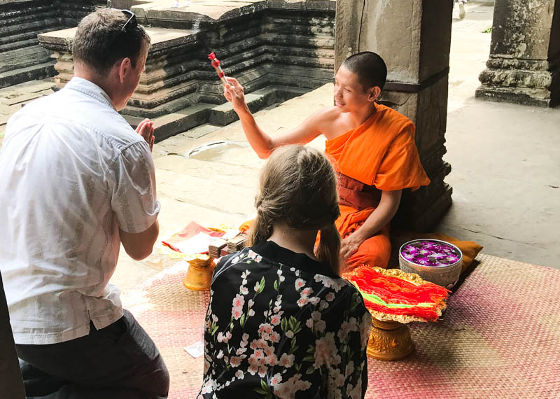 Cambodia family holiday highlights -