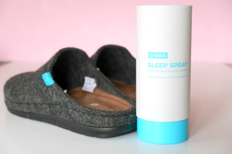 Review: Simba Slippers and Sleep Spray