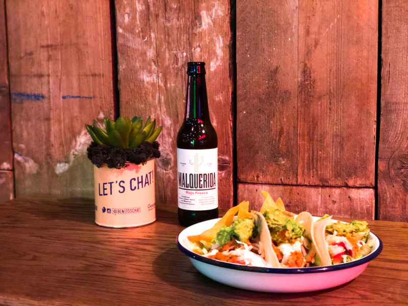 Fun Family Food in St Albans: Mexican Restaurant Benito's Hat Review