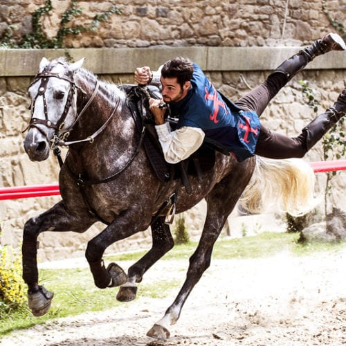 What is Puy du Fou? Voted Number 1 Attraction in Europe