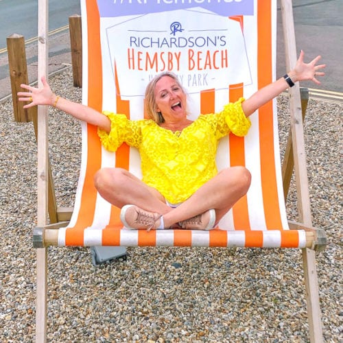 How to get the most out of staying at Hemsby Beach Holiday Park