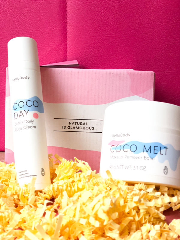 Natural skincare products Christmas gifts for teenagers