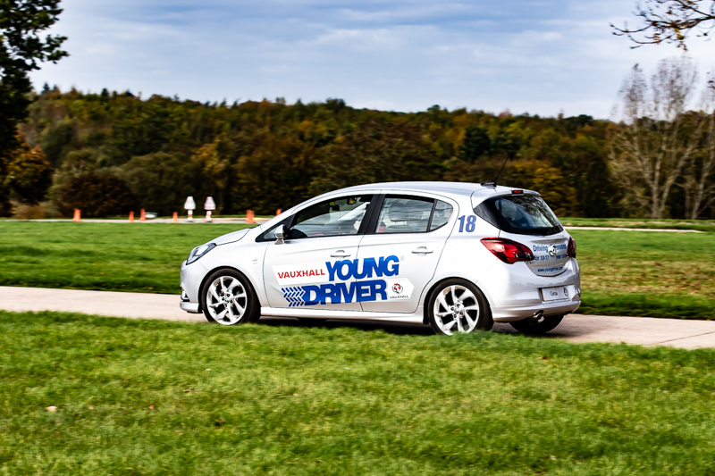 Gifts for teenagers - a voucher for a driving lesson